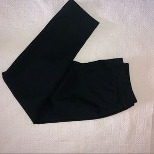 White House Black Market pants, Black Sz 10R